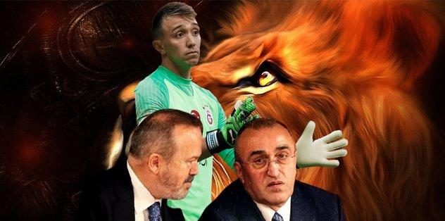 Son dakika transfer haberi: Menajeriyle görüştüler! Galatasaray'da Fernando Muslera şoku…