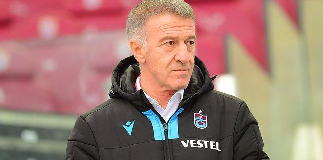 Trabzonspor Başkanı Ahmet Ağaoğlu'ndan FIFA açıklaması!