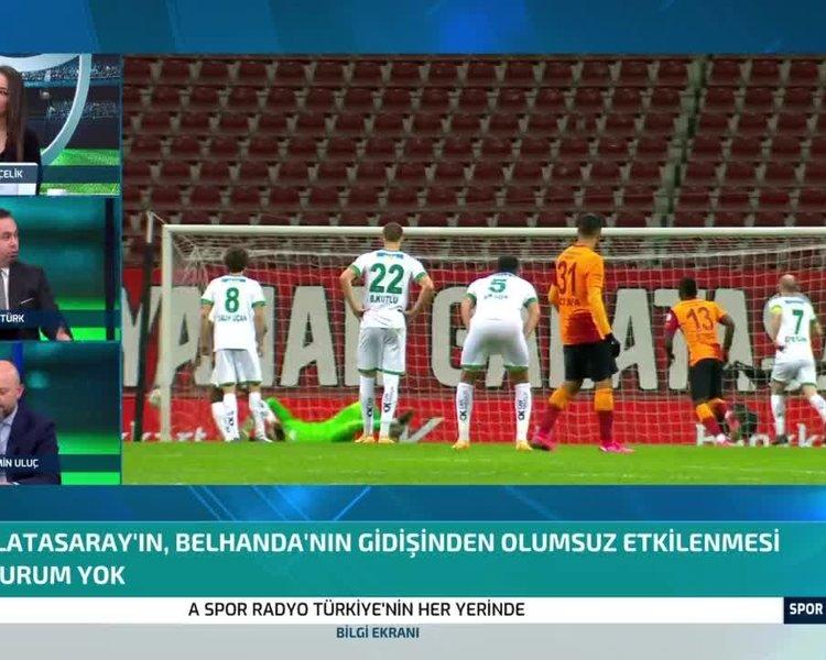 """Galatasaray için flaş iddia! """"Falcao ile sezon sonunda yollar ayrılacak"""" #"""