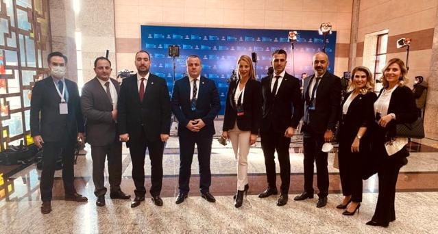 TÜGİAD Genel Başkanı Çevikel: Reform paketi, umut verdi