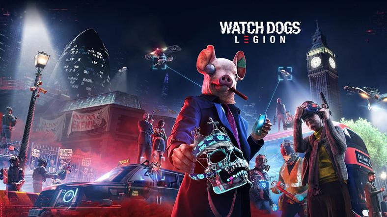Watch Dogs: Legion'a Çapraz Platform Desteği Geliyor