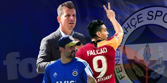 Yeni Falcao Fenerbahçe'ye! Kolombiyalı yıldız…